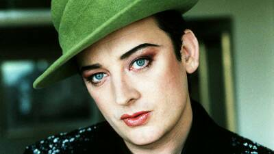 Wishing a happy 56th birthday to Boy George! - Via
