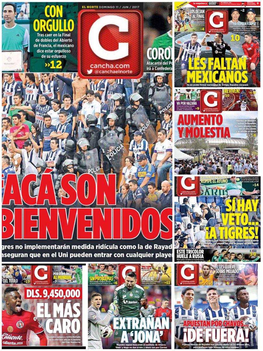 La verdadera campaña contra @Rayados, nomás en los últimos 15 días. ¿Cierto o no cierto? https://t.co/z3G4umyVdp