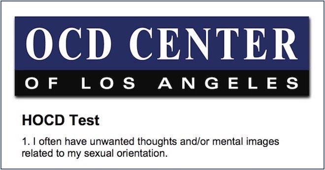 Sexual orientation test online