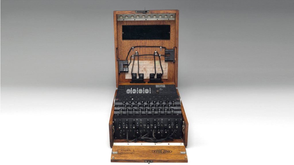 an overview of the enigma electromechanical cipher machines Overview enigma is the brand name for a family of related electro-mechanical rotor cipher machines used for the encryption and decryption of secret messages enigma was invented by german engineer arthur scherbius at the end of world war i.
