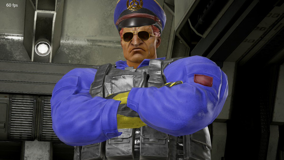 CAPCOP AKUMA HERE PATROLLING YOUR TIMELINE I HOPE I DON'T SEE ANY NEGATIVE COMMENTS ABOUT MARVEL VS CAPCOM INFINITE https://t.co/Aqgwjl7uxF