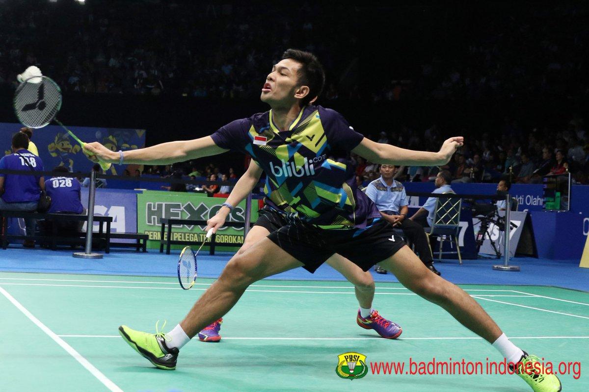 "BADMINTON INDONESIA على تويتر ""Fajar Alfian Muhammad Rian"
