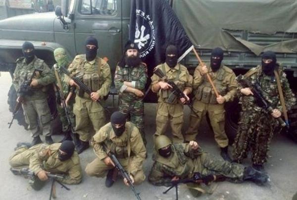 За прошедшие сутки были ранены трое украинских воинов, - штаб АТО - Цензор.НЕТ 8841