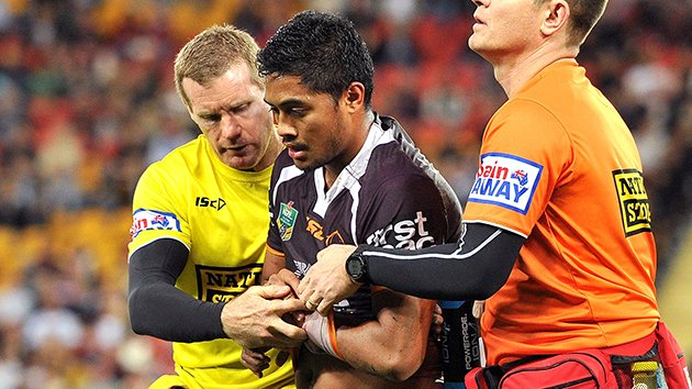 Wayne Bennett confirms Anthony Milford needs shoulder surgery... https://t
