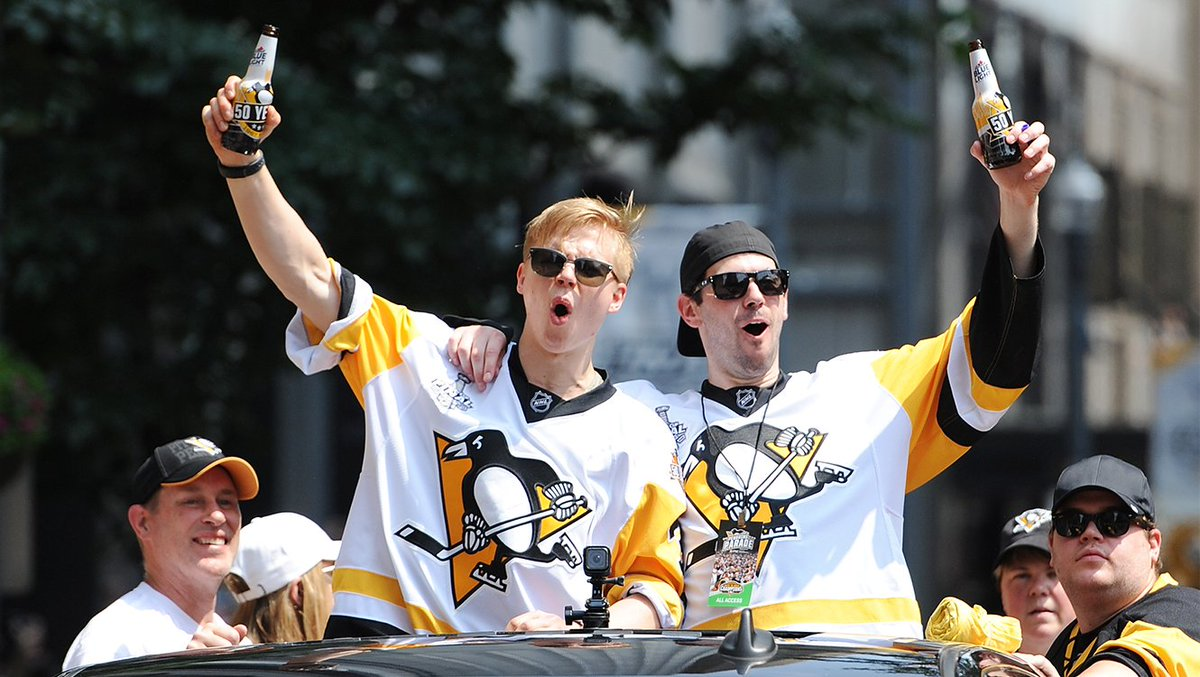 Cheers to the D-men!