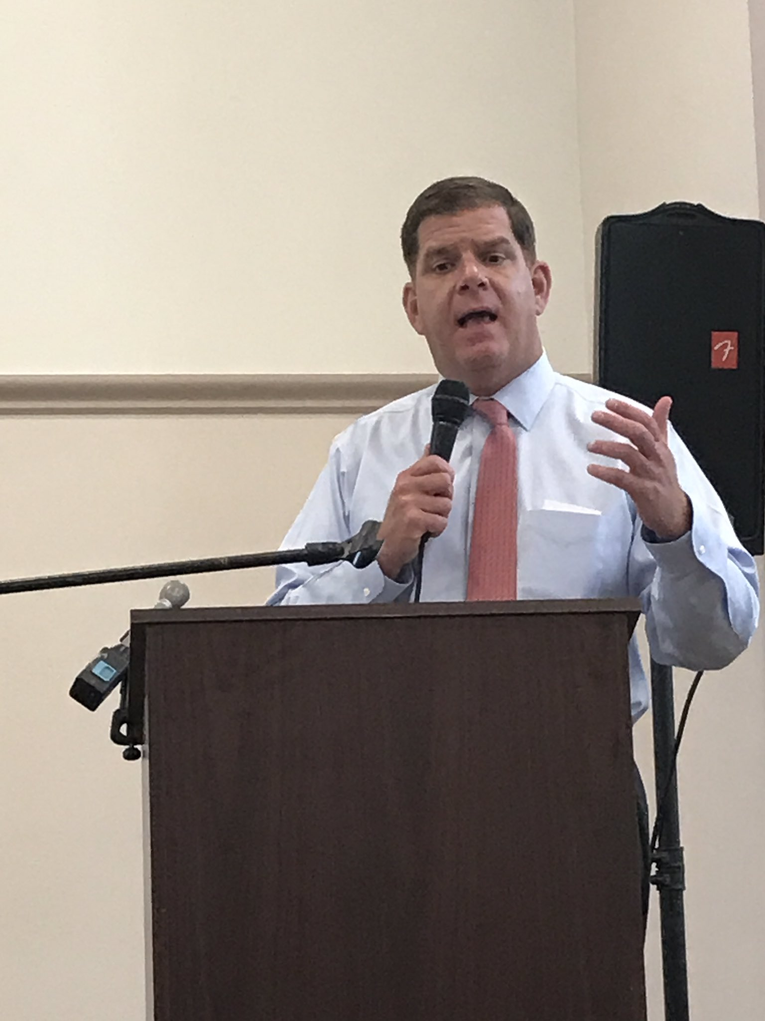Thank you @marty_walsh for speaking at #MIN99 & supporting African-American tech founders & continued opportunity for innovation in Boston! https://t.co/lNBV3p1HUm