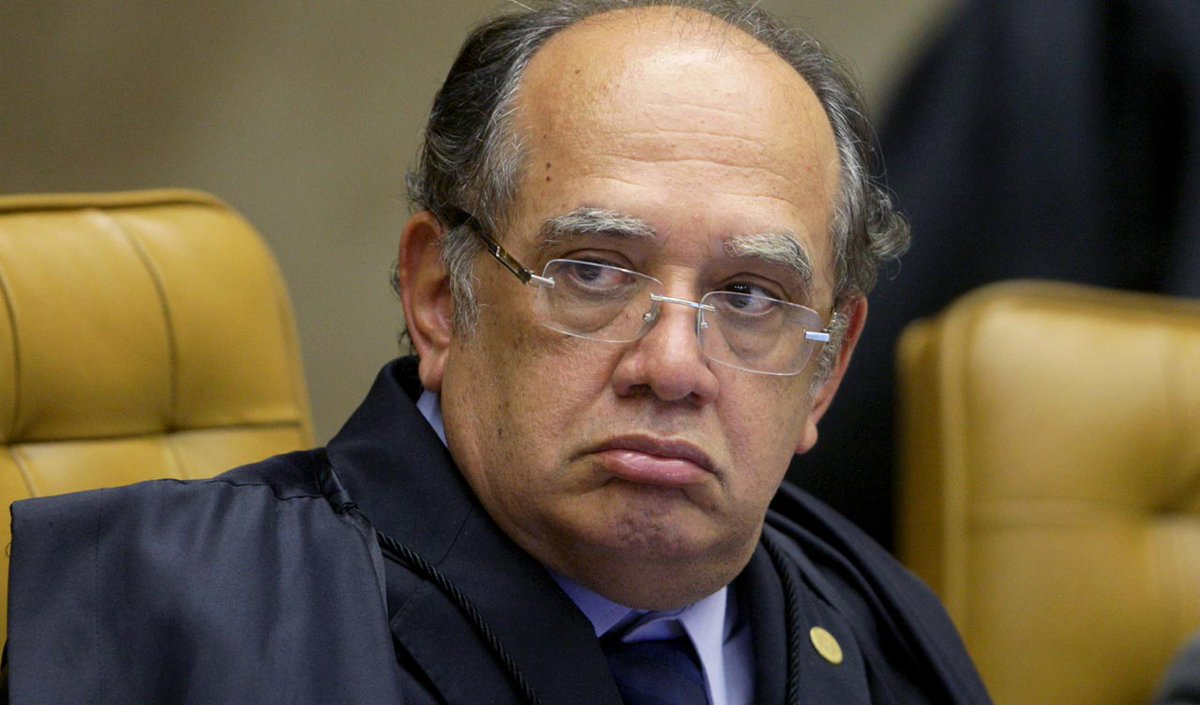 Grupo de cidadãos protocola no Senado pedido de impeachment contra Gilmar Mendes. https://t.co/pb2BPSgXkI