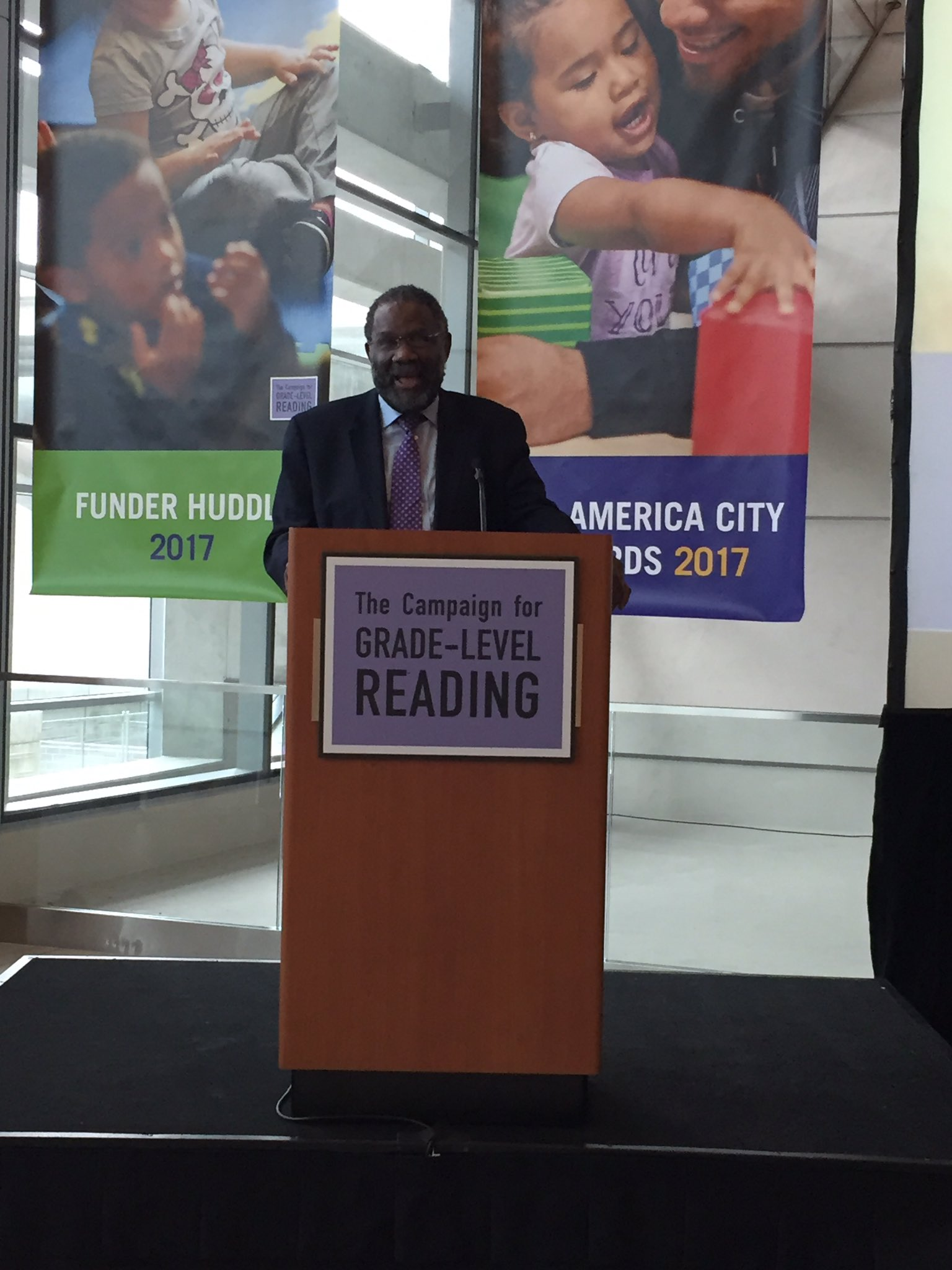 """Funder Huddle participants: """"You brought to us energy and inspiration and we cannot thank you enough."""" -Ralph Smith #GLRWeek https://t.co/e90dnS4653"""