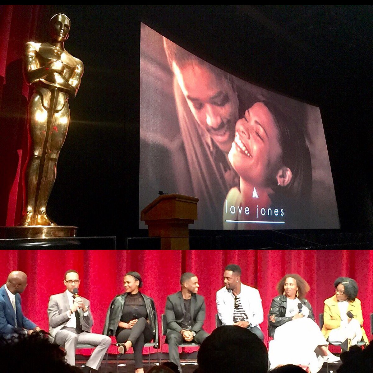 Thanks to the Academy for celebrating our 20th anniversary of #lovejon...