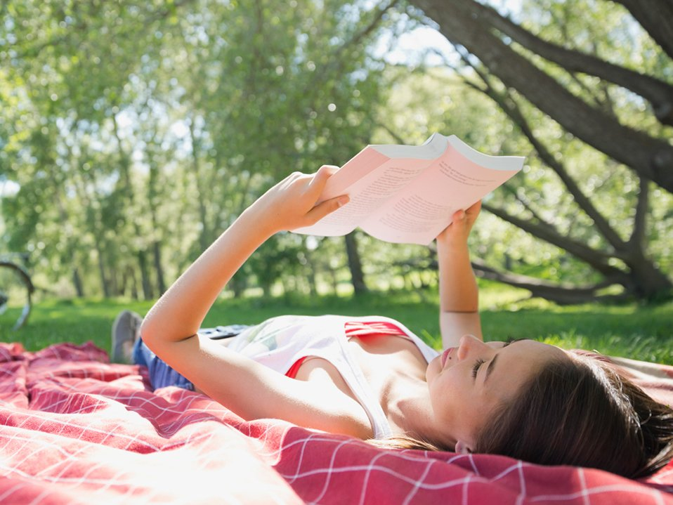 Why adults should seriously consider reading Young Adult fiction books...
