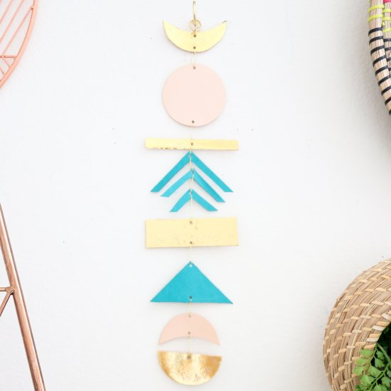 Simple Wall Hanging DIY