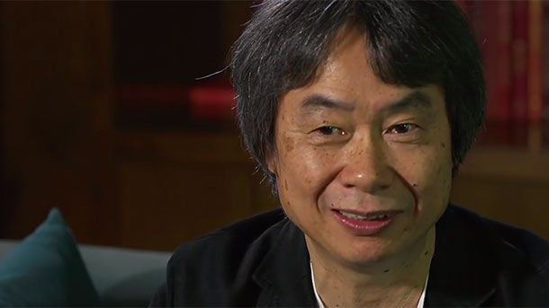 """We asked Miyamoto if a Mario-possessed T-rex can ride Yoshi: """"It's too much stress on Yoshi. Please don't do that."""" https://t.co/e7f4jBJ4j0"""