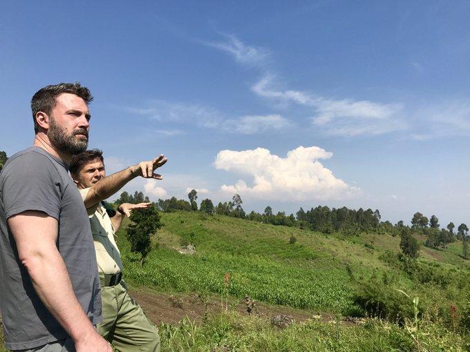 Emmanuel de Merode is a fearless & passionate defender of wildlife in #Congo. Proud to support his work w/ @gorillacd #Virunga @EasternCongo https://t.co/Bbpg7P9ijO
