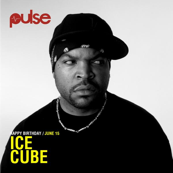 Prolific rapper and actor, Ice Cube turns 48 today!! HAPPY BIRTHDAY ICE!!