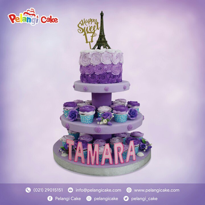 Miraculous Pelangi Cake On Twitter Sweet 17 Birthday Party Has Become Personalised Birthday Cards Paralily Jamesorg
