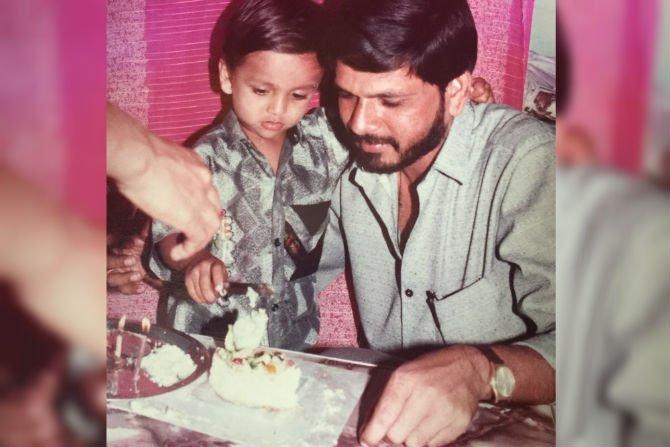 #fathersday2017 मी 'फादर्स डे' वगैरे काही सेलिब्रेट करत नाही- ललित प्रभाकर:  @lalit_prabhakar #Marathi