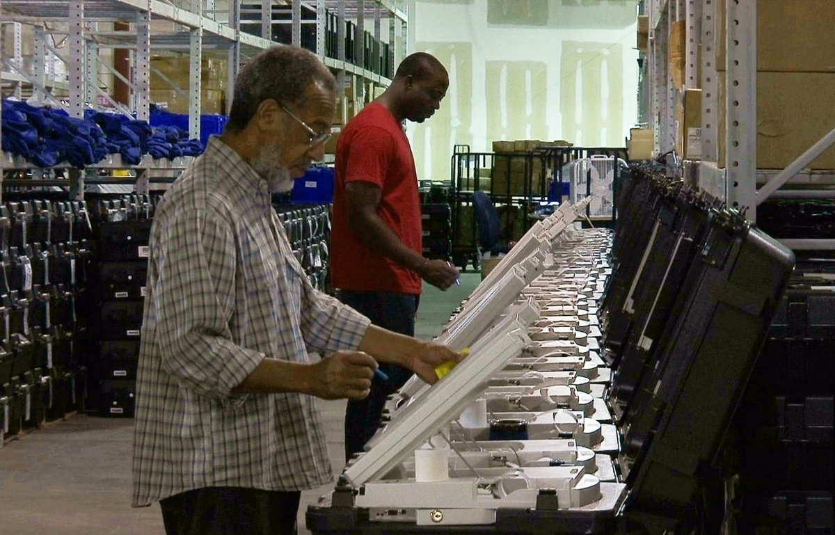 Security failure left nearly 7 million Georgia voter records exposed, researcher finds https://t.co/Lx7ljRwZTp