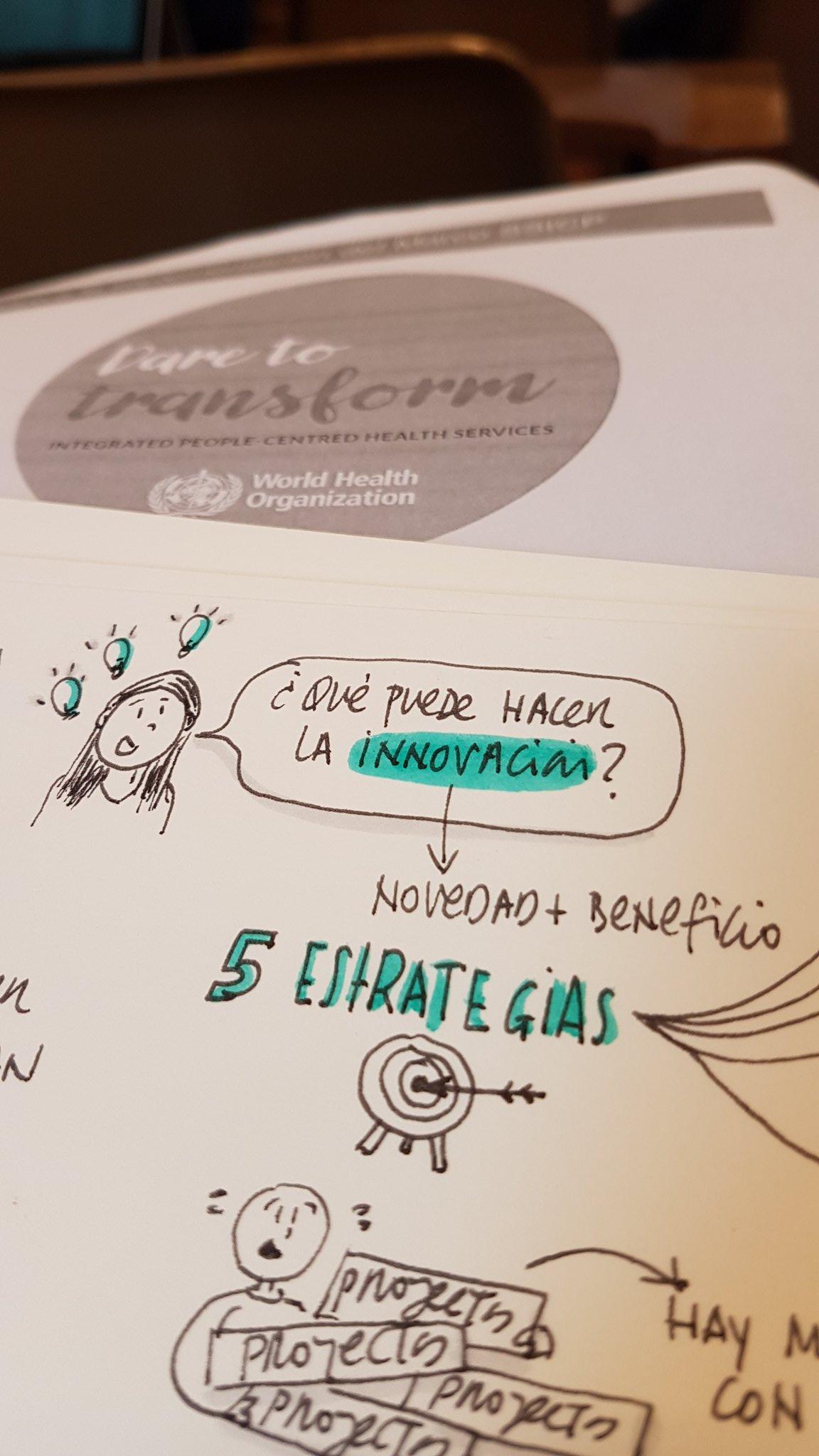 """Abandonemos la """"pilotitis"""" y transformemos los sistemas sanitarios @NuriaToro1 en #ehealthdonostia https://t.co/n0s3VhxYRH"""