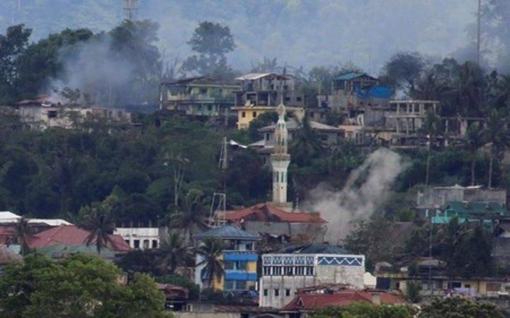 【武力衝突】フィリピン南部、ISIS系武装勢力と政府軍戦闘激化 1000人死亡か https://t.co/7cDntEiSY5 #ISIS #フィリピン #武装 https://t.co/twhFbf6akS