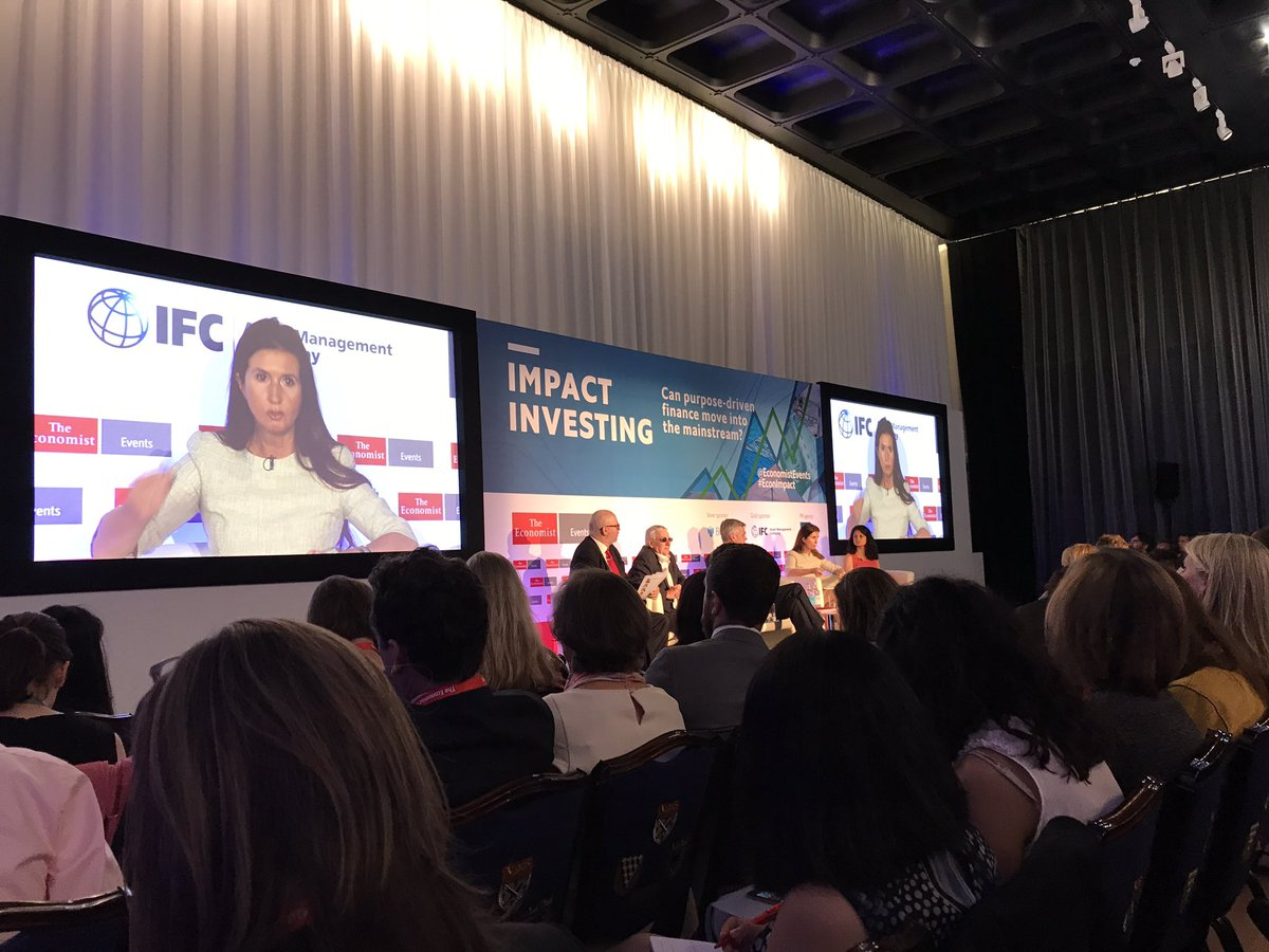 Building purpose into orgs - and being a strong part of society - a key driver for employee loyalty - Katherine Garrett-Cox #econimpact <br>http://pic.twitter.com/C1A0eHY6VH