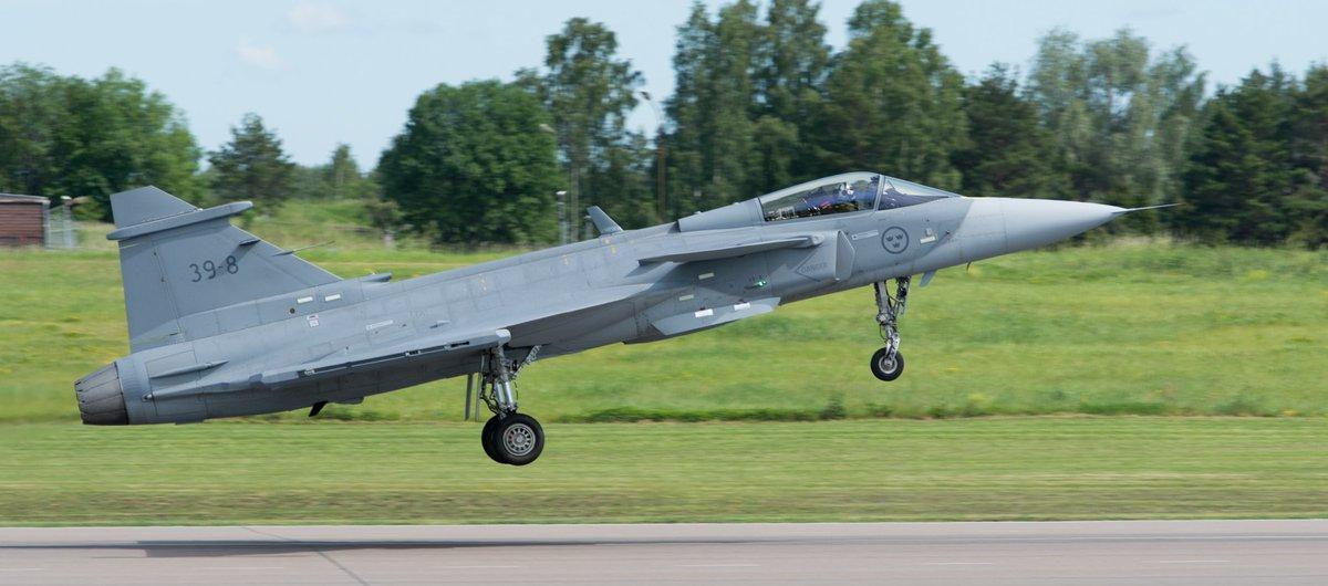 المقاتلة ساب جريبن SAAB Gripen E - صفحة 4 DCWe7ThXsAAmh9T
