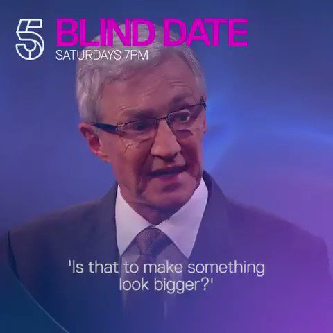 We are going to LOVE Paul O'Grady's one-liners in #BlindDate 😂. Bring...