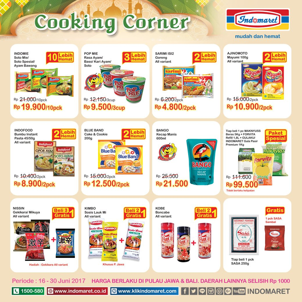 Indomaret On Twitter Pastinya Sudah Belanja Produk Cooking Corner Bango Kecap Manis 600ml 1100 Am 24 Jun 2017