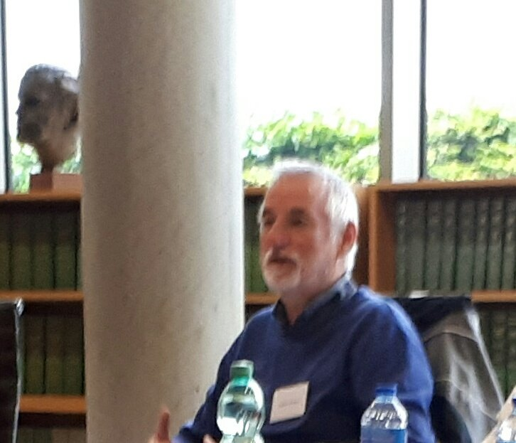 Eddie D&#39;Arcy  from Compass give vivid examples of children caught in #cycleofcrimes and #crime as a #career #GreentownProgDesi <br>http://pic.twitter.com/SrDEBMSvKX