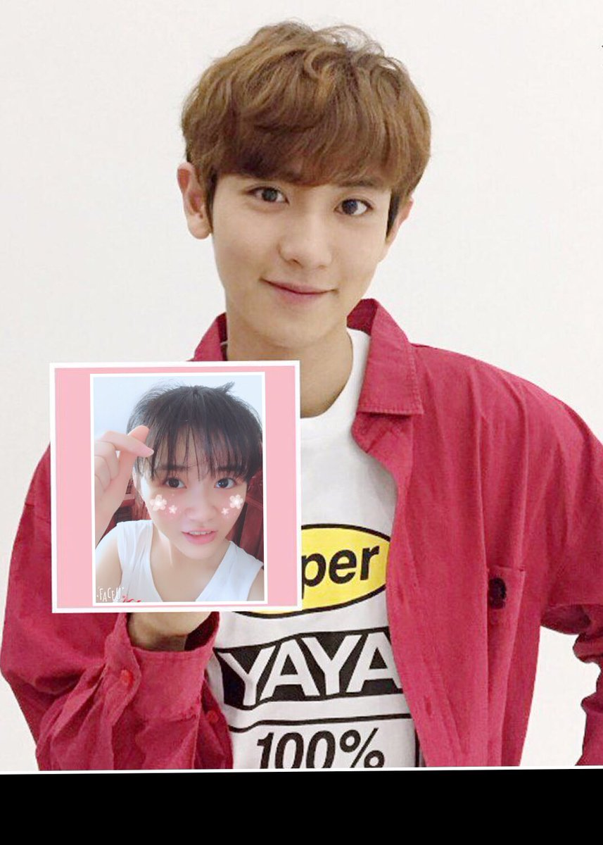 #EXOLSELCADAY  #5YearswithEXO hahaha love EXO forever ~~~<br>http://pic.twitter.com/PYGtvof6bI