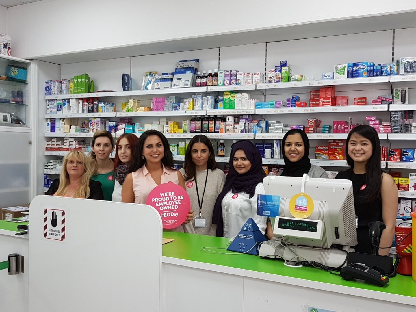 .@GL_Pharmacy is proud to be an employee owed company #EODay #SociallyResponible .@EmployeeOwned https://t.co/9aiAmMFC61