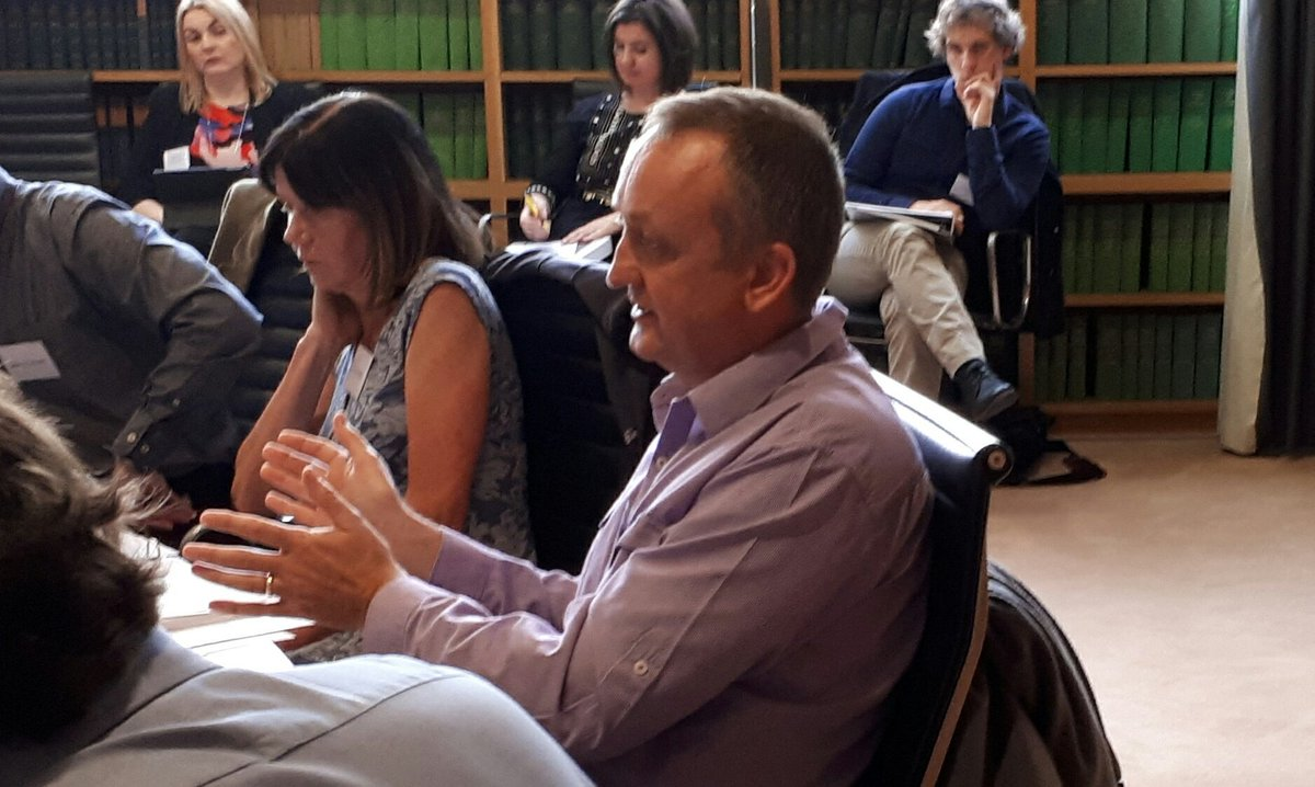 Tom ORiordan @AnGardSiochana #Tallagh talks about the need for a collection approach #GreentownProgDesi <br>http://pic.twitter.com/qCFMkDs75z