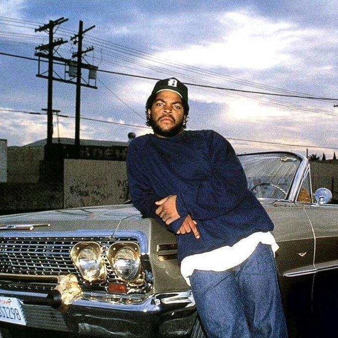 Happy 48th bday Ice Cube!