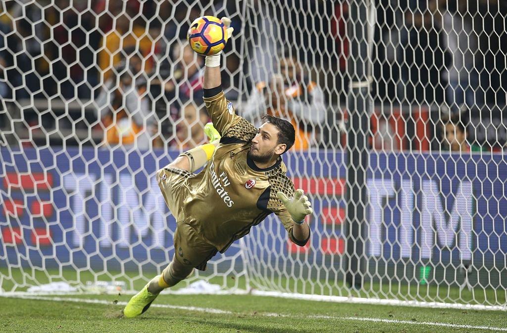 Donnaruma recusou um super salário pra sua idade (18 anos) e não renovará contrato com o Milan