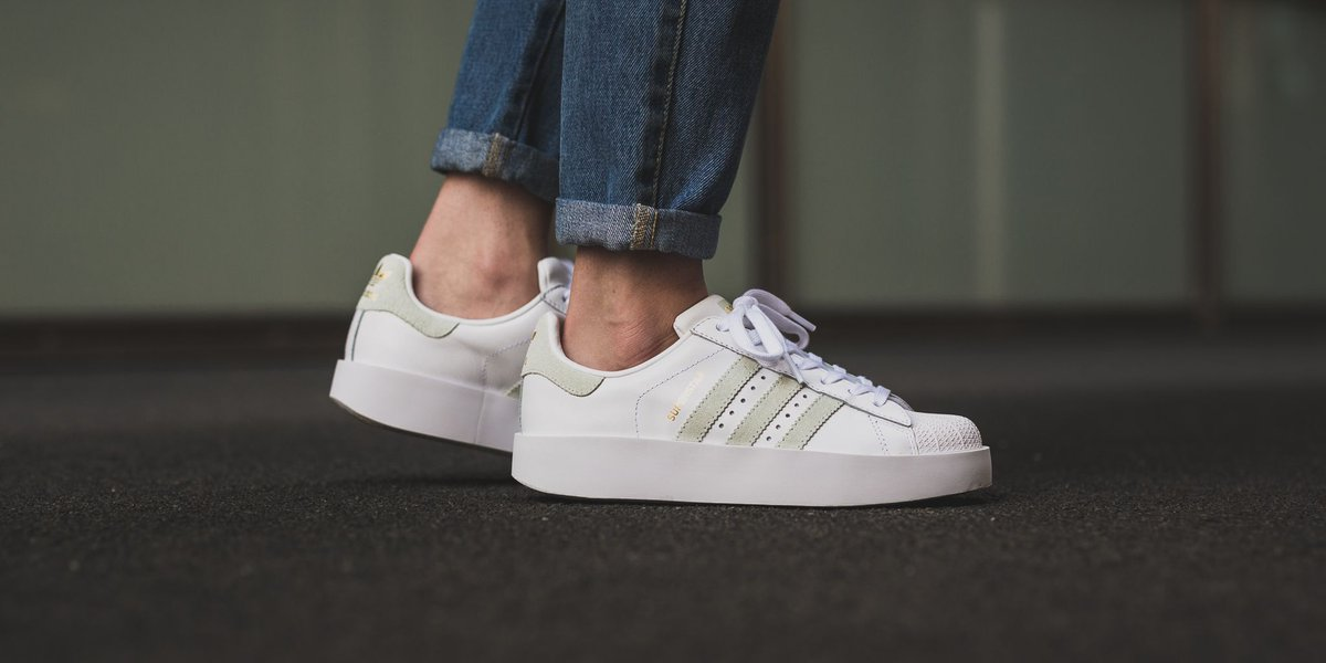 cc114b6dc6 adidas superstar white green gold