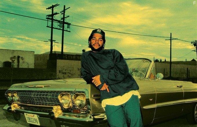 Happy 47th Birthday to O\Shea Jackson Sr. AKA Ice Cube!