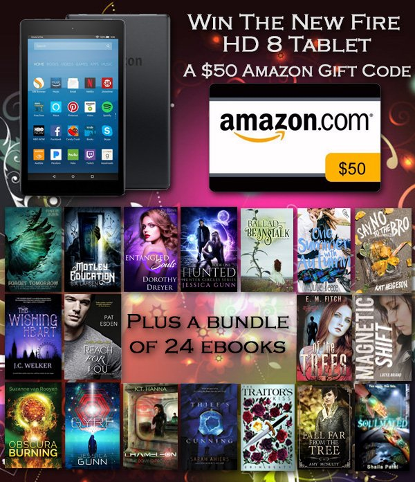 #Win the All-new Fire HD 8 Tablet + $50 Amazon + 24 ebooks! https://t.co/3R9UijJ2gS https://t.co/0UhLBRChrQ
