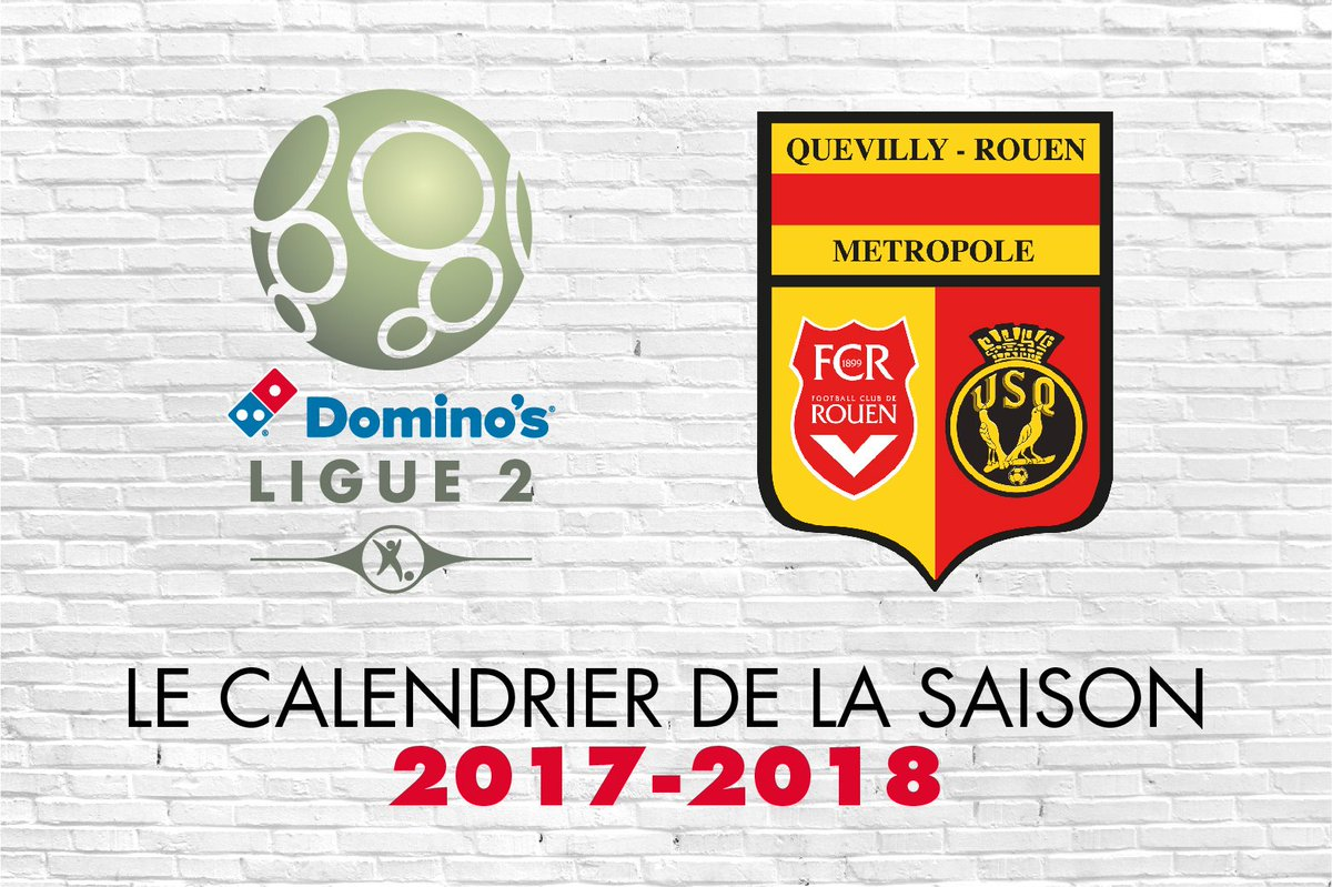 Qrm Calendrier.Quevilly Rouen M On Twitter Calendrier 2017 18