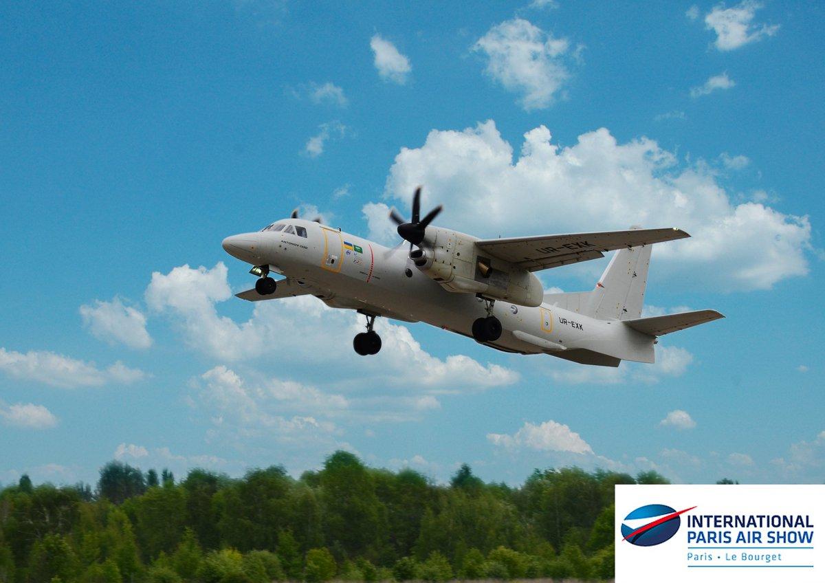 تدشين أول نموذج لطائرة انتونوف 132 صناعة سعودية اوكرانية مشتركة - صفحة 2 DCXPfPGWsAAbG1s