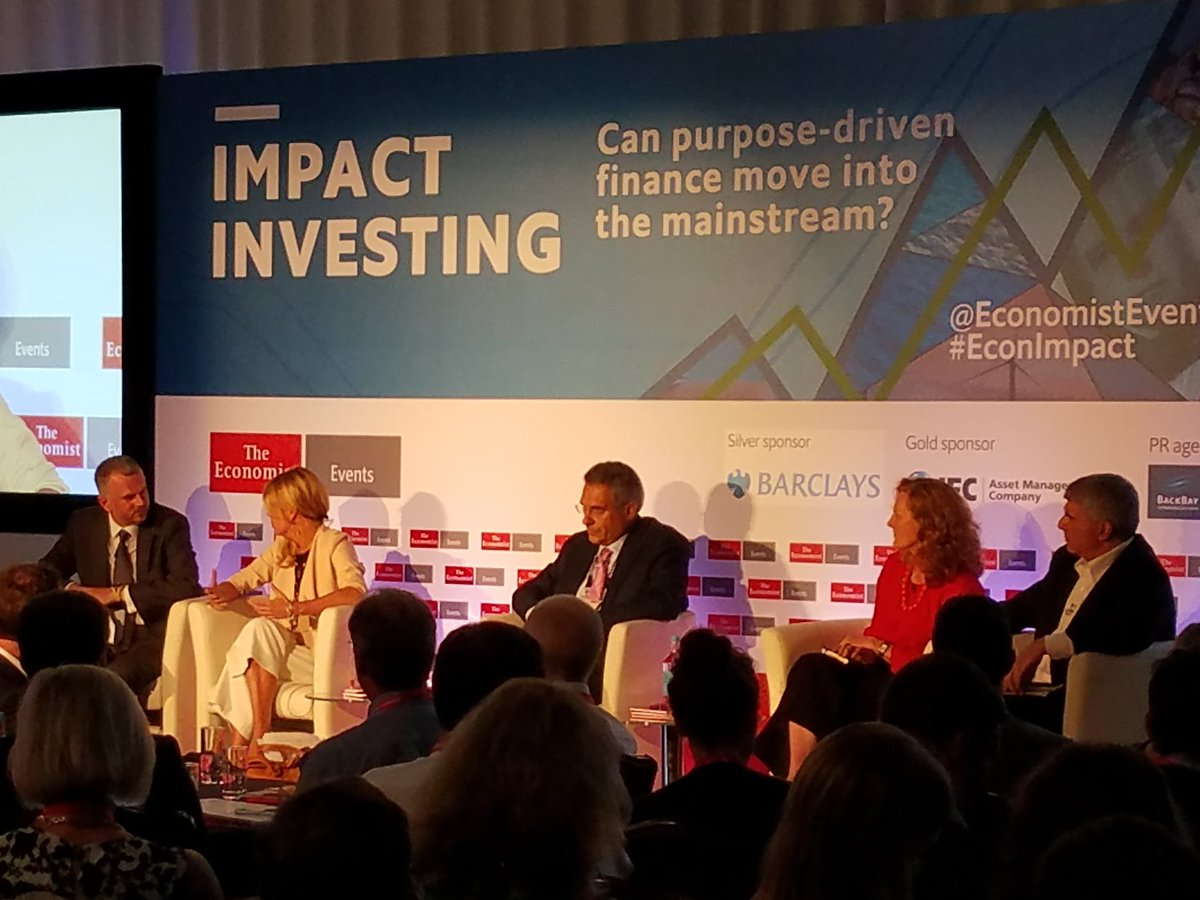 Afternoon panel - #ImpInv and big business w/ @ca_howarth  @ShareActionUK @Hermesinvest @patsydoerr @rodneyschwartz @ClearlySo #EconImpact <br>http://pic.twitter.com/oCeickk4Re