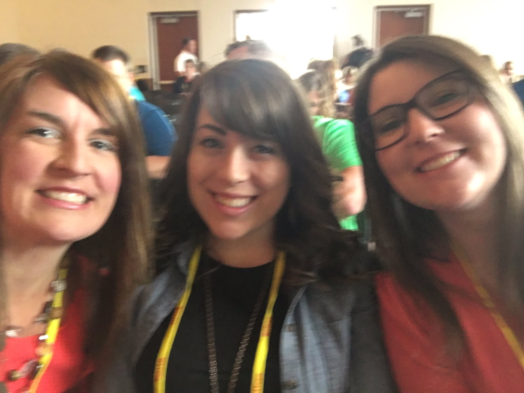 @DGSRoyals are representing at #witcon17 today #ditchbook https://t.co/X8Nm3nhueA