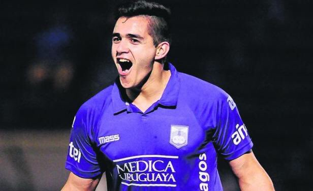 @RCCelta have brought in Uruguayan forward Maximiliano Gomez from Defensor Sporting for €4m #CeltaVigo #NewSigning<br>http://pic.twitter.com/gx6Gz6qxuT