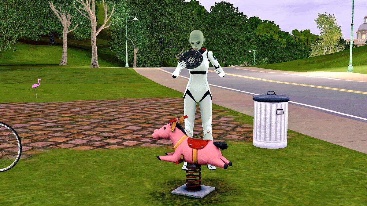 The sims 3 интересные семьи - ab73