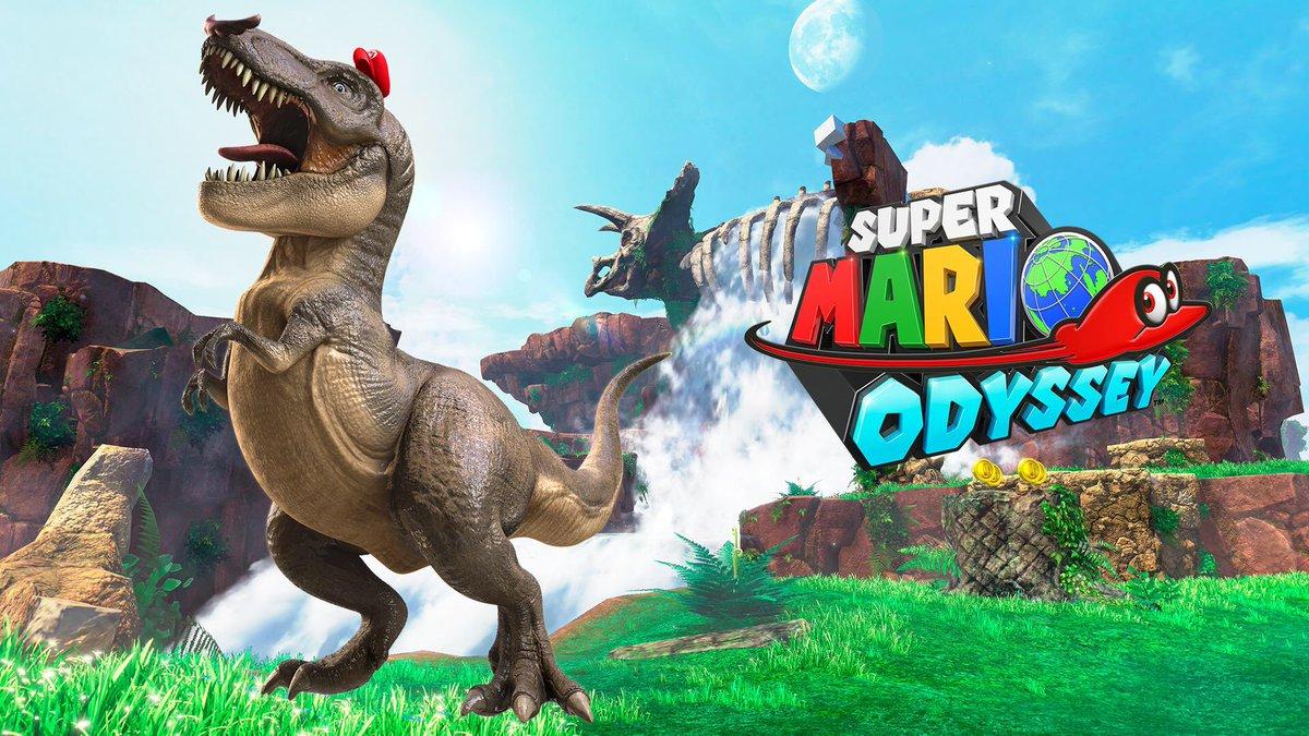 Ninmobilenews On Twitter Excited For Super Mario Odyssey We Ve