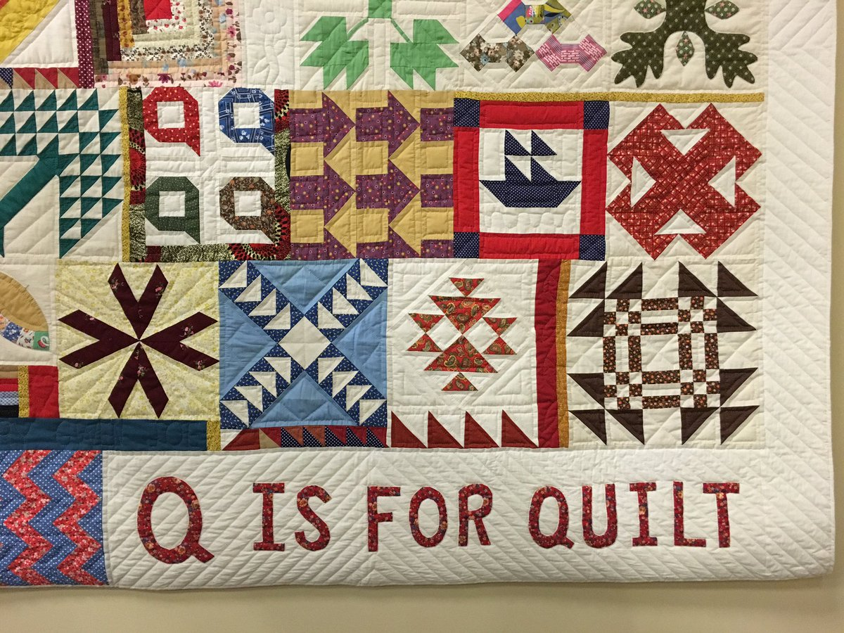 "Mercer Fonthill on Twitter: ""What is a Quilt"