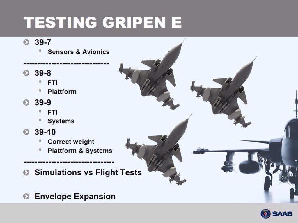 المقاتلة ساب جريبن SAAB Gripen E - صفحة 5 DCXiSeOXsAEHung