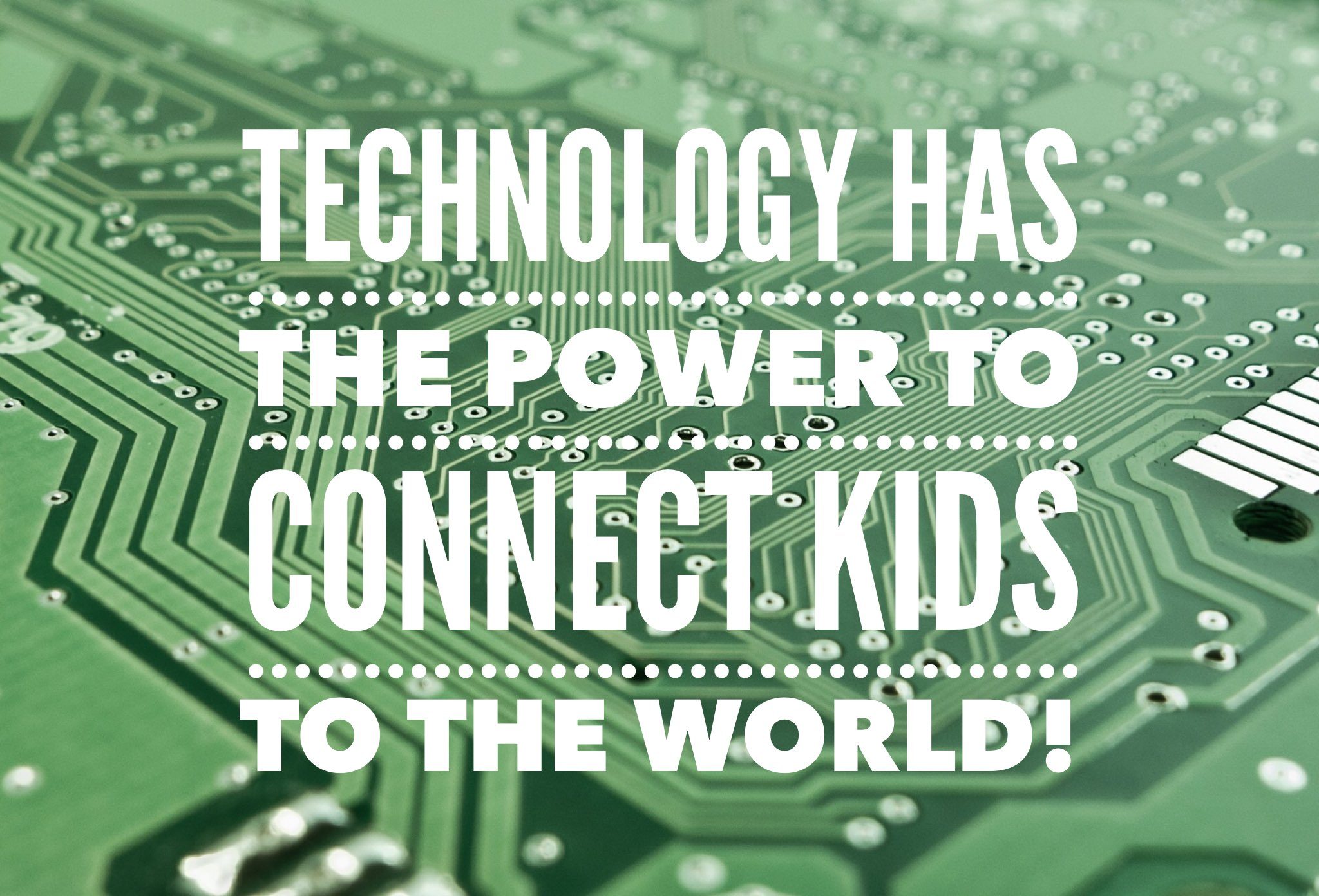 Tech isn't an expensive wksht or substitution for what you're already doing! It has power to connect in amazing ways #witcon17 #ditchbook https://t.co/pJRMSHecv5