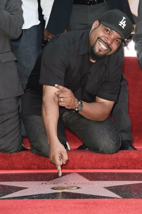 Happy 48th birthday to rapper and actor Ice Cube!