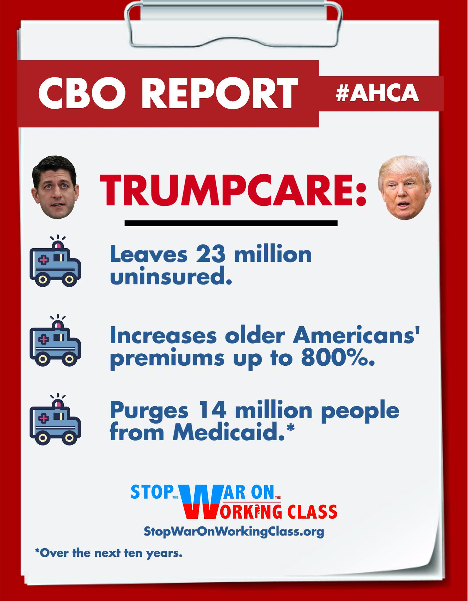 Seniors who rely on Medicaid will suffer under the GOP #AHCA/#Trumpcare: https://t.co/rrdPNEzGhU https://t.co/pxnpG82NRI