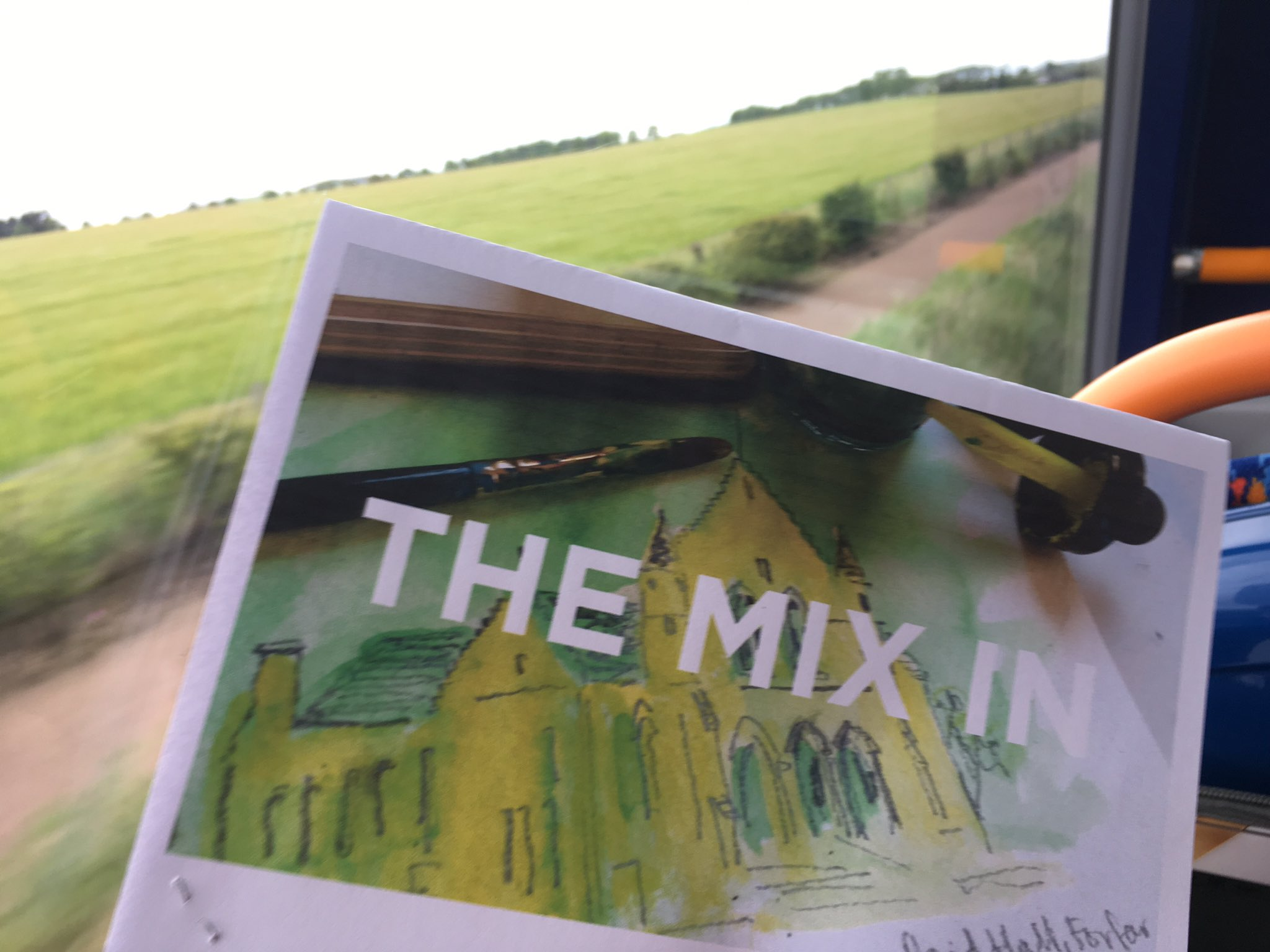 Thumbnail for The MIX IN