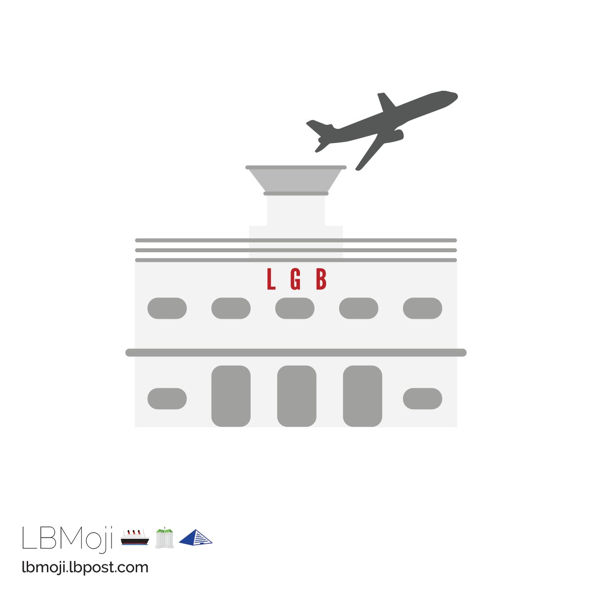 TRIVIA: The 1st GIF, a flying airplane, is 30 years old today. Download @LBAirport and the rest of the LBMojis 👉 https://t.co/3GGaA3LRY0 https://t.co/lxYM7NXa6a